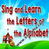 Jack Hartmann Kids Music Channel 03 - Sing and Learn the Letters of the Alphabet 唱歌和学习字母教学视频