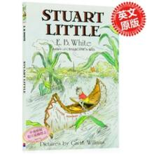 E.B.怀特三部曲之一精灵鼠小弟Stuart Little audiobook 文本+音频下载