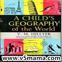 希利尔讲世界地理英文版A Child's Geography of the world电子书epub+mobi+pdf+mp3