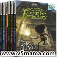 学乐大树系列桥梁书Scholastic Branches Eerie Elementary Series - Jack Chabert