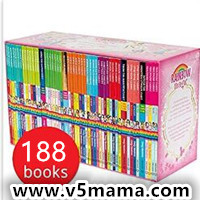 彩虹魔法仙子英文原版188本epub电子书Rainbow Magic Collections 188 books