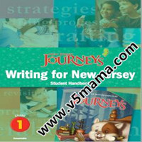 美国小学生写作教材Harcourt Journeys Writing for New Jersey G1-G3 高清PDF源文件