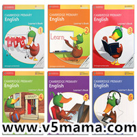 剑桥小学英语教材Cambridge Primary English 全6册student book+activity book