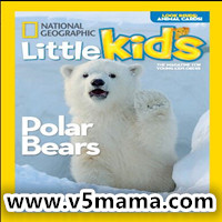 美国3-6岁科学杂志 National Geographic Little Kids 2018年1,2月刊,原生PDF