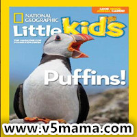 美国国家地理幼儿英文原版杂志National Geographic Little Kids September October 2018