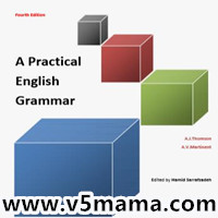 牛津语法教材A Pratical English Grammar高清原生PDF