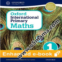 牛津国际小学数学教材Oxford International Primary Math Level 1