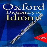 牛津英语习惯用语字典The Oxford Dictionary of Idioms高清PDF