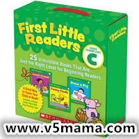 美国学乐Scholastic First Little Reader Level C PDF+MP3百度网盘下载