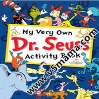 苏斯博士绘本配套活动手册My Very Own Dr Seuss Activity Book (2008) by Dr. Seuss Properties
