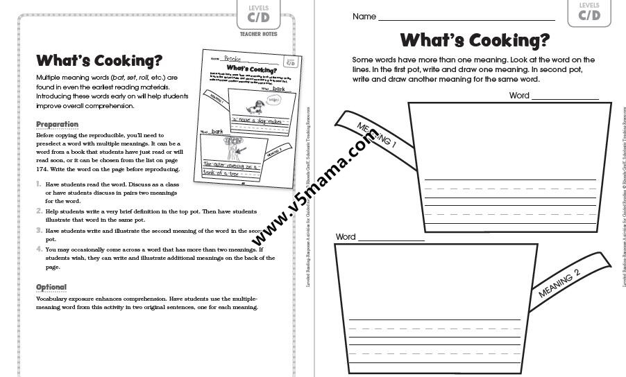 Reading Response Activities For Guided Reading2.jpg