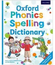 Oxford Phonics Spelling Dictionary  高清彩色PDF