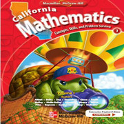 加州经典Treasures 数学教材 California Mathematics G1-G7