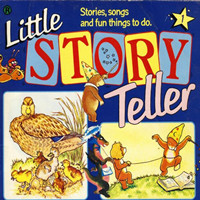 小小孩英文儿歌故事杂志Little Story Teller PDF+MP3 共26本