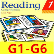 美国小学生阅读理解练习册Primary Foundation Skills Reading G1-G6