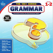 美国小学生英文原版语法连写The 100+  SERIES Grammar