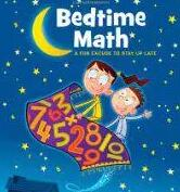 Bedtime Math: A Fun Excuse to Stay Up Late 美国数学绘本