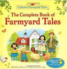 The Complete book of Usborne Farmyard Tales 20个绘本故事有声点读PDF+独立音频