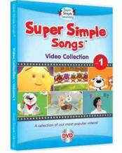 Super Simple Songs MP3 动画 歌词+最新的 Treetop family系列