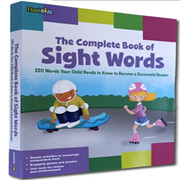 The Complete Book of Sight Words 儿童英文工具书