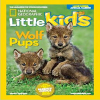 National Geographic Little Kids March  April  2017