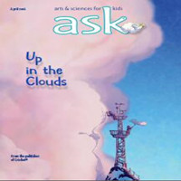 Ask Science and Arts Magazine for Kids and Children 2016 full year issues