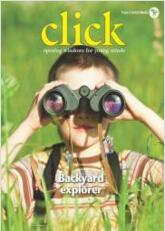 美国儿童英文自然科学杂志Click Science and Discovery Magazine for Preschoolers and Young Children 2017年4月刊