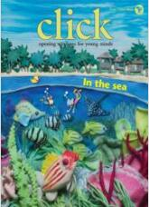 美国儿童英文自然科学杂志Click Science and Discovery Magazine for Preschoolers and Young Children 2017年1月