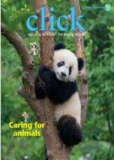 美国儿童英文自然科学杂志Click Science and Discovery Magazine for Preschoolers and Young Children 2017年5,6月刊