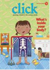 美国儿童英文自然科学杂志Click Science and Discovery Magazine for Preschoolers and Young Children 2017年3月